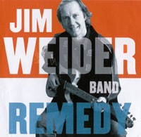 Jim Weider Remedy CD