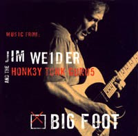 Jim Weider Bigfoot CD